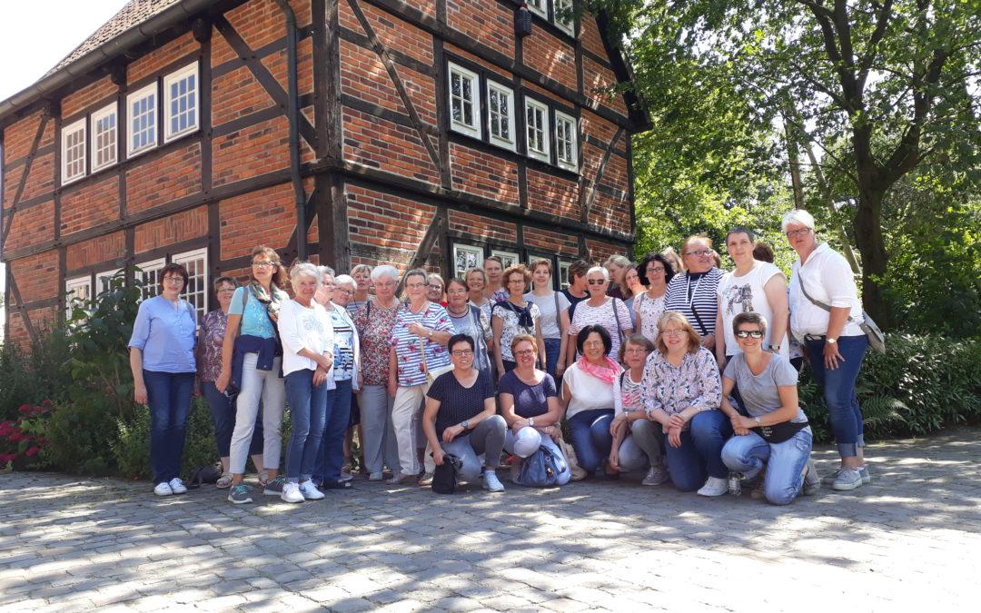 kfd-Ausflug nach Münster