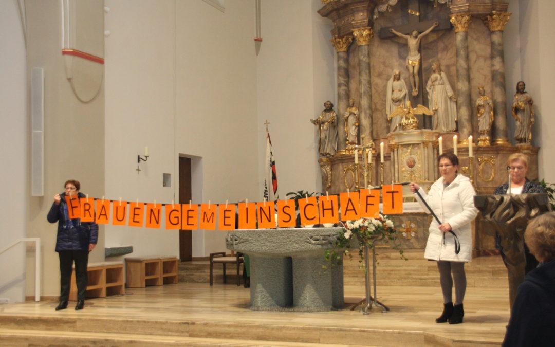 Generalversammlung / Elisabethfeier 2019